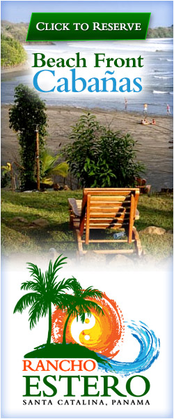 Online Reservations in Santa Catalina, Panama