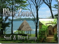 Blue Zone Surf and Dive Camp